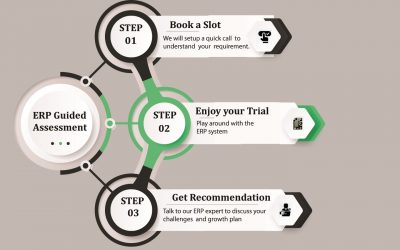 Go Ahead with Our ERP Guided Assessment – READY, SET, GROW